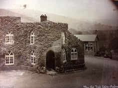 The vendor, who wishes to remain anonymous, was fascinated that there was a lost village so close to where she lives Peak District England, Derwent Valley, Duke Of Devonshire, Lost Village, Toll House, Make Way, First Photograph, Derbyshire, Photographs