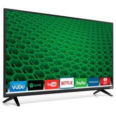 "Vizio D D60-d3 60"" 1080p Led-lcd Tv - 16:9 - 178? / 178? - 1920 X 1080 - Dts Trusurround, Dts Truvolume - 20 W Rms - Full Array Led - Smart Tv - 3 X Hdmi - Usb - Ethernet - Wireless (d60-d3) Sale"