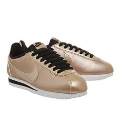 release date 27f61 f9d8b Buy Metallic Bronze Black Leather W Nike Classic Cortez Og from OFFICE.co.uk