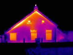 Vandaag deed Energiekeurplus onderzoek naar isolatielekken bij deze woning in #Drieborg met gebruik van #thermografie: https://www.energiekeurplus.nl