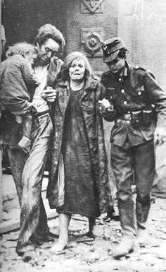 Raped mother, 1945, Berlin