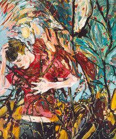 hernan bas paintings - Google Search
