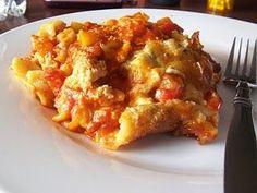 Buffalo Chicken Lasagna (7pts+)