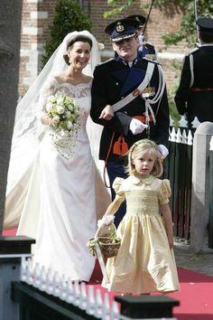 2005 Princess Anita and her husband Prince Pieter-Christiaan of Orange-Nassau