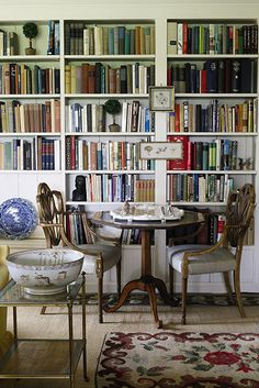 Photo Credit: Courtesy of Sotheby's. A game room in Bunny Mellon's Oak Spring Farm Estate