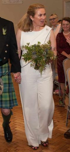 Bride of Ollichon - Sylke Ceilidh Dance, Wedding Flower Alternatives, Bridal Jumpsuit, Black And White Theme, Bridal Separates, Civil Ceremony, Gladiators, Wedding Preparation, Bridesmaid Dresses