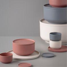 Ceramic Tableware, Ceramic Clay, Ceramic Pottery, Kitchenware, Ceramic Decor, Food Containers, Artisanal, Interior Design Living Room, Design Bedroom