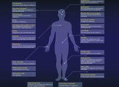 DIT zijn de onverwachte tekenen van een vitaminetekort... Dit wordt nog te vaak genegeerd!
