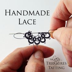 Have you seen this? Handmade LACE JEWELRY   Everyday jewelry  Special Occasion Jewelry  Wedding jewelry  Unusual, original gift  FREE Shipping  Click for Etsy store  http://www.Facebook.com/LacyTreasuresTatting  #handmadejewelry #unusualgifts #weddingjewelrygift #holidayshopping