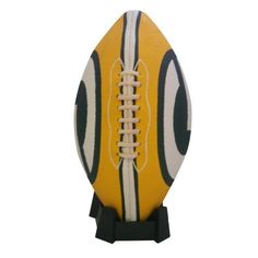 NFL Green Bay Packers Tailgater Football by The Licensed Products Co.. $16.95. NFL Green Bay Packers Tailgater Football
