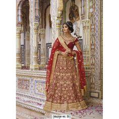 Wedding Dreamz Designer Lehenga ( D.No. 116 )