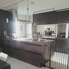 Japanese Kitchen, Interior Decorating, New Homes, Dining, Instagram Posts, House, Home Decor, Kitchens, Houses