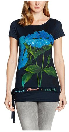 T-Shirt    DESIGUAL  NEWSPAPER     Taille XL