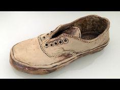 Keramik Schuh/Ceramic Shoe - YouTube