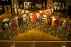 Andy Warhol Museum of Modern Art, Slovakia -- right by Miková where his parents grew up!