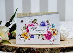 Lollyrot Scrapbooking: Bouquets