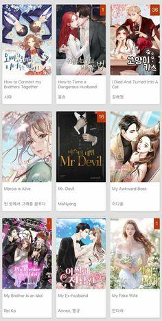 Manhwa Manga, Manga Anime, Anime Art, Manga Books, Manga To Read, Romantic Manga, Manga Collection, Manga Couple, Manga Covers