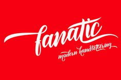 Fanatic is, fun, modern, bold and multi-purpose typeface combines handwritten letters brush naturally. It is suitable for logos, packaging, titles, posters, t-shirts, etc. With 256 glyphs