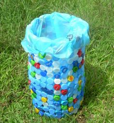 1000 images about things on pinterest bottle caps monster house and plan plan - Plastic bottle caps crafts ideas ...