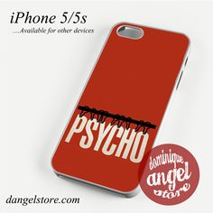 Movie Poster Psycho Phone case for iPhone 4/4s/5/5c/5s/6/6s/6 plus