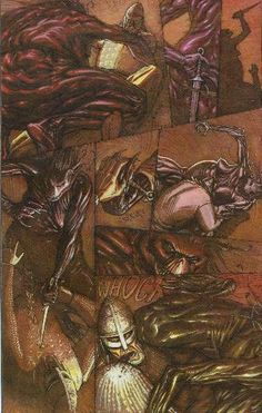 grendel and beowulf heroism In gardner's novel, grendel, is grendel a hero or a villain in beowulf, grendel is without a doubt a villain, but after reading grendel, it seems good to ask is grendel a hero or a villain.