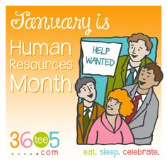 It's Human Resources Month! Have you hugged your HR person today? Wacky Holidays, Love Holidays, Special Day Calendar, January Month, Awareness Campaign, Hug You, Human Resources, Celebrities, Business