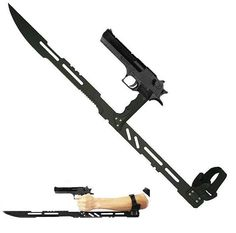 Anti Zombie Weapon