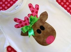 I think that this would be cute to make for the girls - maybe use their hands for antlers