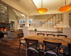 Dining Rooms With Bead Board Design