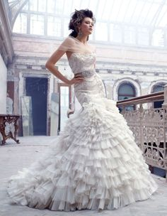 Love everything about this gown