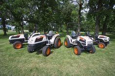 Bobcat CT Series Compact Tractors