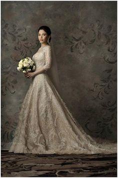 The Veluz Bride - The Veluz Bride - Watch out for Philippines' very own custom wedding gown designer Veluz Reyes! Dream Wedding Dresses, Designer Wedding Dresses, Bridal Dresses, Wedding Gowns, Veluz Wedding Dress, Gown Designer, Tulle Wedding, Wedding Attire, Filipiniana Wedding