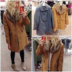 love that coat - Target