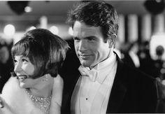 Warren Beatty & sister Shirley MacLaine, Academy Awards 1966