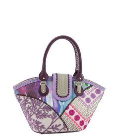 Spencer and Rutherford - Handbags - Last Chance Buys - Bucket Bag - Birgitte - Monet's Garden