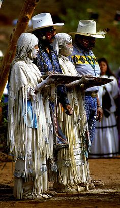 Apache Double Sunrise Ceremony