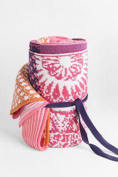 Desigual Pläd Knit patch