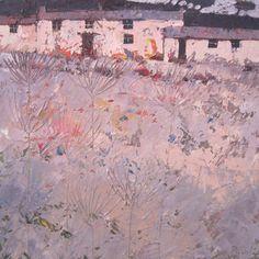John Piper at the Lighthouse Gallery :: Penzance, Cornwall. Flower Landscape, Landscape Art, Landscape Paintings, Art Flowers, Flower Art, Abstract Paintings, Abstract Art, Penzance Cornwall, John Piper