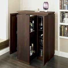 New bar from Crate & Barrel