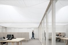 MONADNOCK - SELECTED PROJECTS - ROYAL TICHELAAR OFFICES