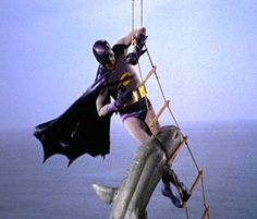 And Batman fought King Shark back in the 60s! #retroactivecontinuityfixing