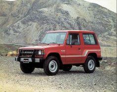 1981 - Pajero