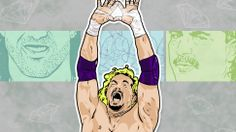 Can Diamond Dallas Page Save Wrestling's Walking Dead? Pretty great read if you have the time.