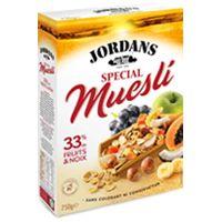 Jordans Special Muesli