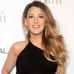 Pin for Later: Your Top 10 Favorite Women of 2014 Blake Lively 2015 Hairstyles, Celebrity Hairstyles, Cool Hairstyles, Blake Lively Hairstyles, Blake Lively Hair Color, Blake Lively Makeup, Gossip Girl, Cover Shoot, Curly Hair Styles