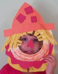 Image result for scarecrow crafts for children