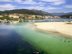 Playa de Esteiro (Muros)-Ría de Noia y Muros