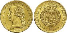 NumisBids: Numismatica Varesi s.a.s. Auction 65, Lot 604 : SAVOIA - VITTORIO EMANUELE I (1802-1821) 20 Lire 1820 Torino. MIR...