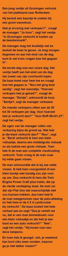 uit Groningen naar Rotterdam