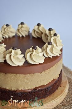 Sweets Recipes, Cake Recipes, Torte Recepti, Fancy Desserts, Cheesecakes, Vanilla Cake, Bakery, Food And Drink, Ice Cream